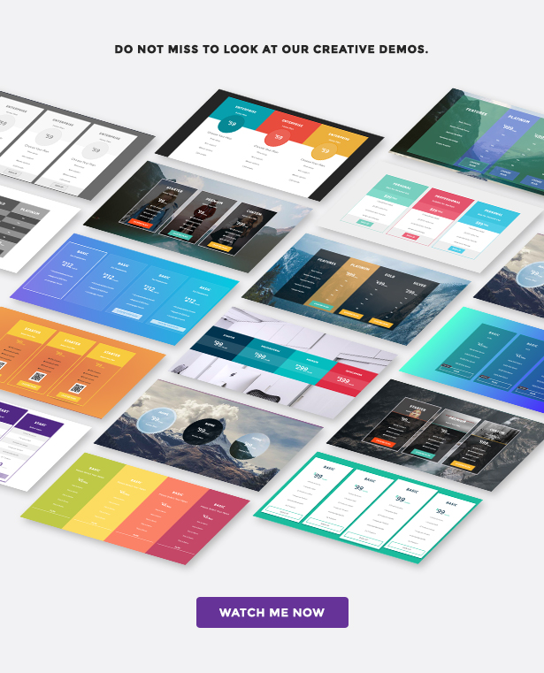 Ultimate Pricing Table - Visual Composer Addon 4