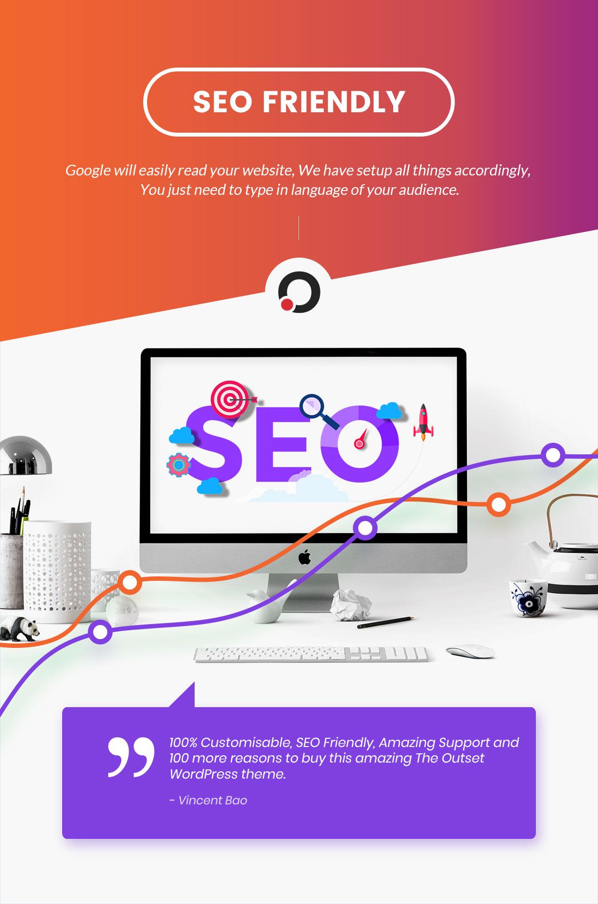 The Outset - MultiPurpose WordPress Theme for Saas & Startup - 9
