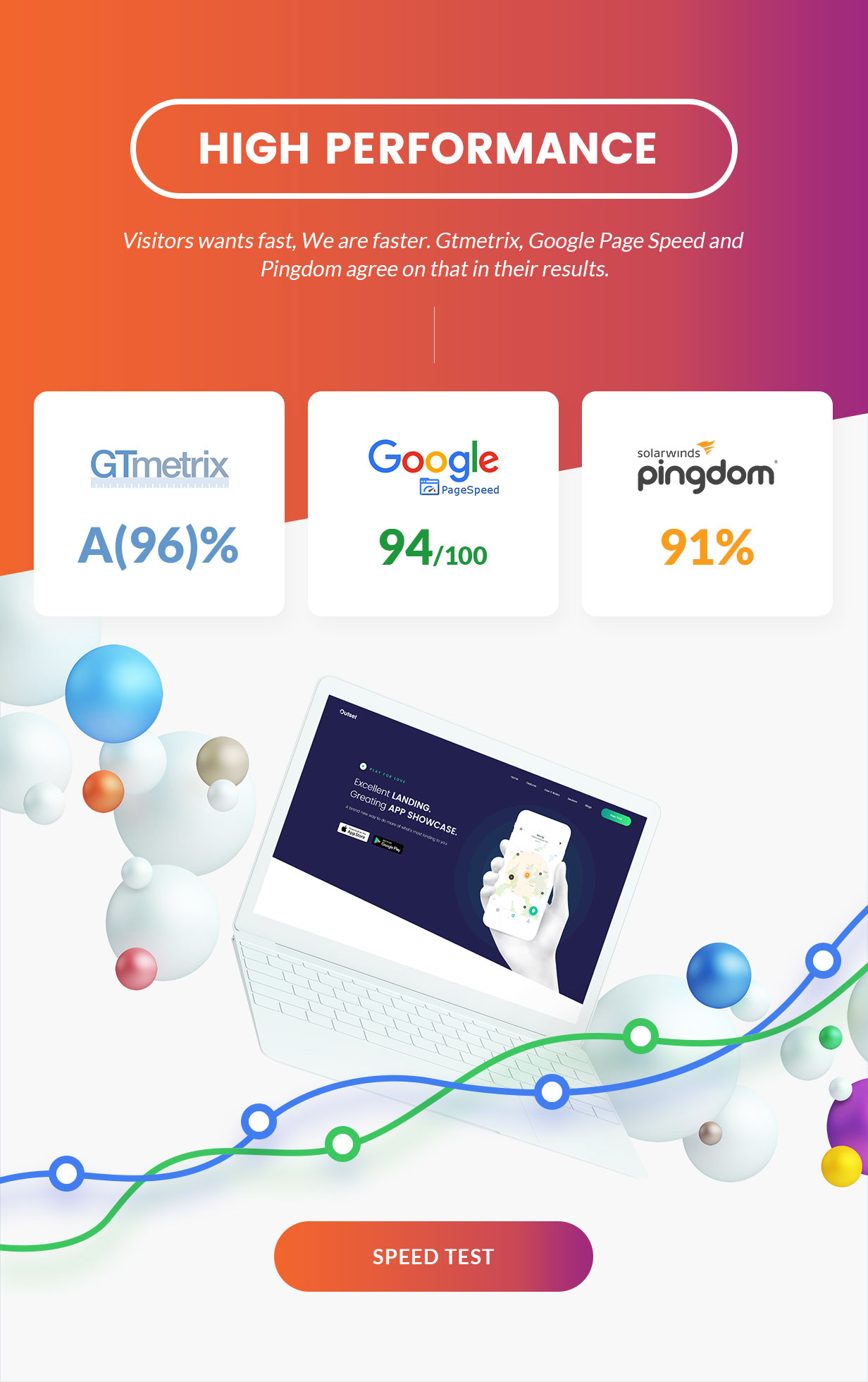 The Outset - SaaS, App, Product & Tech Software Startup Theme - 5