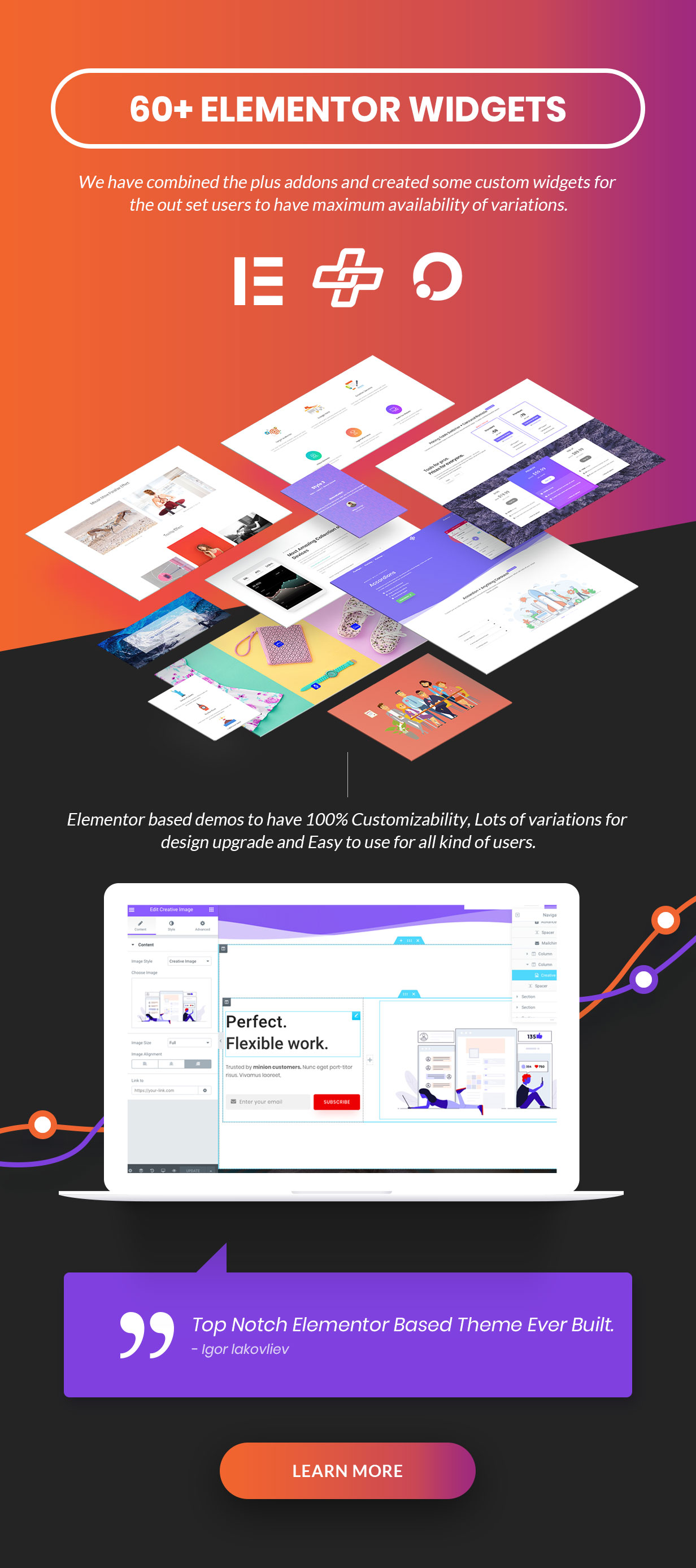 The Outset - SaaS, App, Product & Tech Software Startup Theme - 7