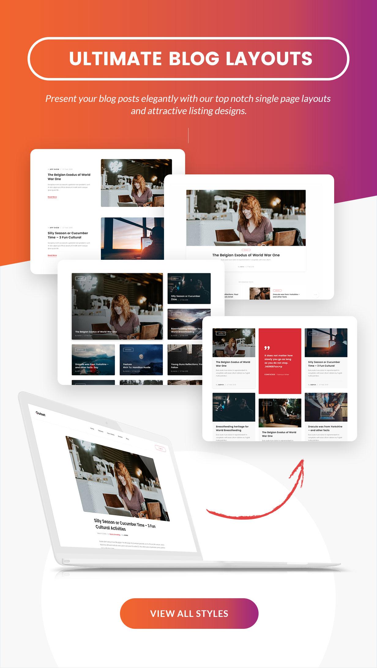 The Outset - MultiPurpose WordPress Theme for Saas & Startup - 8